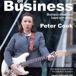 Music of Business - Peter Cook book